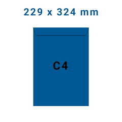 Enveloppen C4