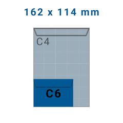 Enveloppen C6