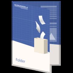 Folders - 4 zijdig