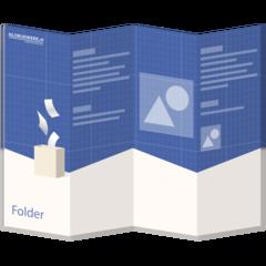 Folders - 8 zijdig