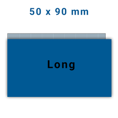 Visitekaart Long