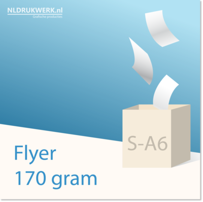 Flyer S-A6 - 170 grams