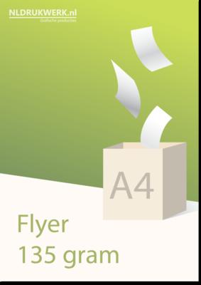 Flyer A4 - 135 grams
