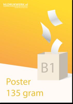 Poster B1 135 grams