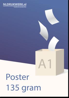 Poster A1 135 grams