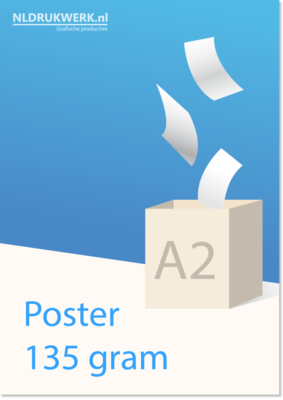 Poster A2 135 grams
