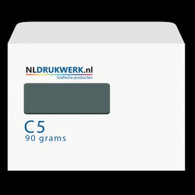 Enveloppen C5 - 90 grams