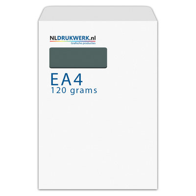 Enveloppen EA4 - 120 grams