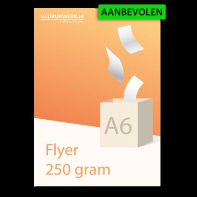 Flyer A6 - 250 grams