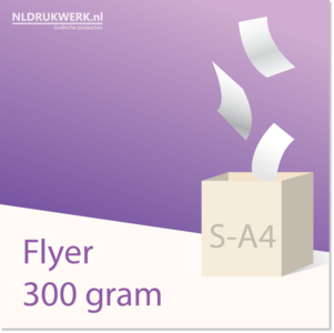 Flyer S-A4 - 300 grams