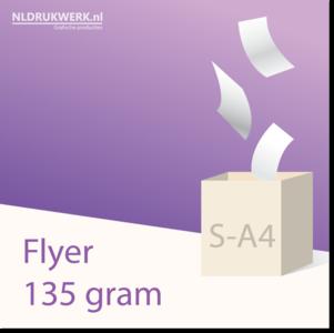 Flyer S-A4 - 135 grams