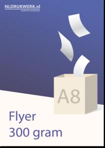 Flyer A8 - 300 grams