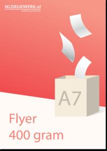 Flyer A7 - 400 grams
