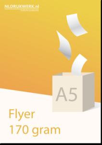 Flyer A5 - 170 grams