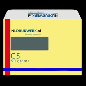 Enveloppen C5 - 90 grams vol bedrukt