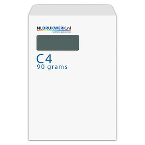 Enveloppen C4 - 90 grams