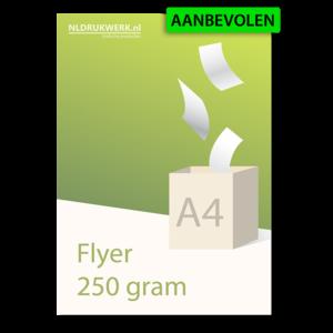 Flyer A4 - 250 grams