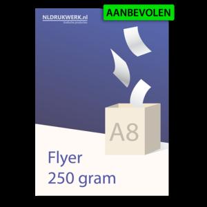 Flyer A8 - 250 grams