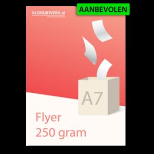 Flyer A7 - 250 grams