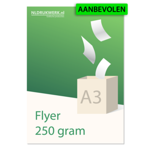 Flyer A3 - 250 grams