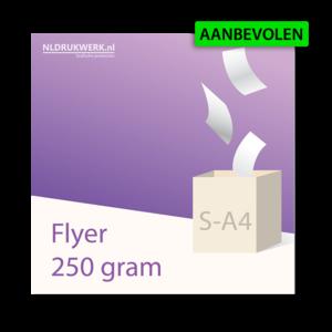 Flyer S-A4 - 250 grams